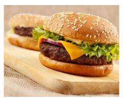 Menu hamburger completo a 10 euro